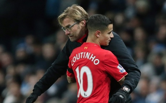 Klopp: Coutinho so good in training, I might have to start him