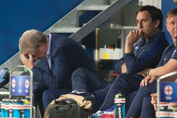 Hodgson quits as England boss after another miserable international competition ends in abject failure