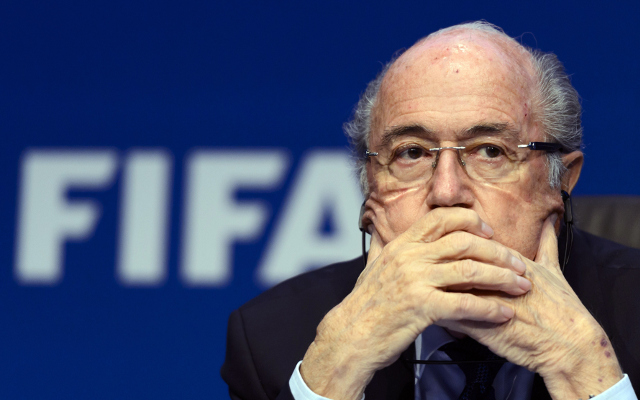 Liverpool's Champions League draws may have been fixed; Sepp Blatter makes shocking revelation