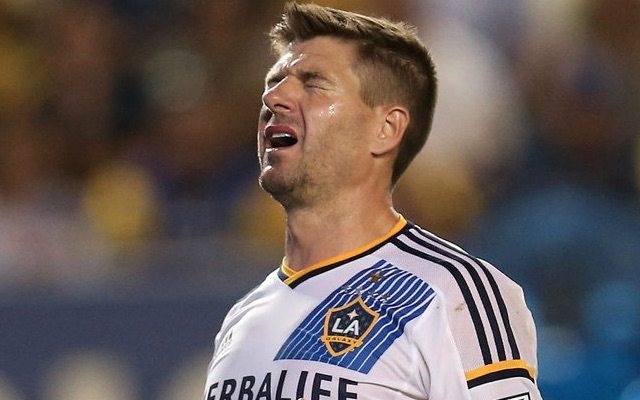 Steven Gerrard drops huge hint about his future with cryptic Instagram post