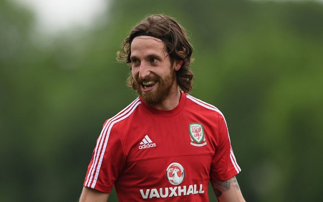 (Video) Joe Allen's beautiful assist for Wales' opener shows why he's been best CM of Euro 2016