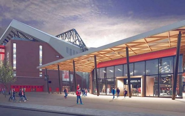 Anfield developers offer a nod to Klopp's hometown with pleasant gesture