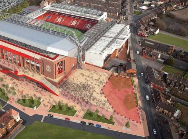 (Video) Awesome drone footage shows New Main Stand in all its glory