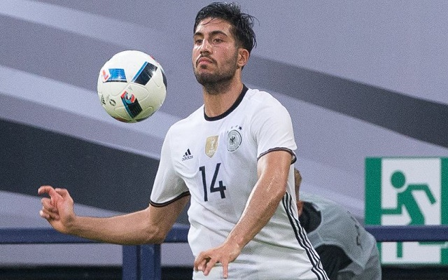 Emre Can left frustrated as wait for first EUROs appearance goes on