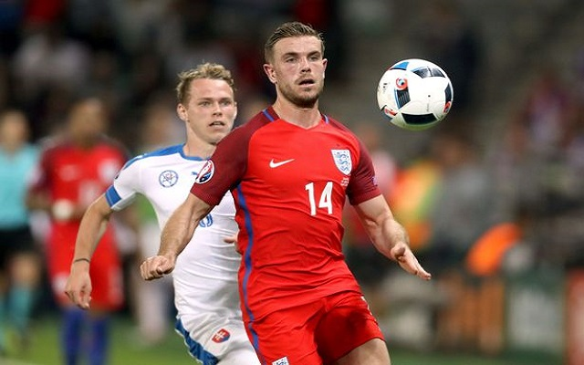 Twitter explodes as reports suggest Jordan Henderson will captain England