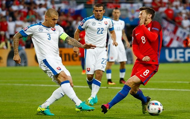 Rating the LFC players competing during England 0-0 Slovakia; surprising first choice