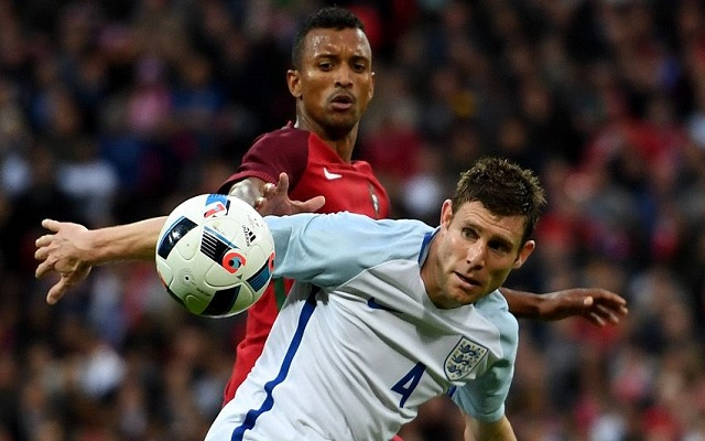Milner worried about first game defeat in England's EURO opener
