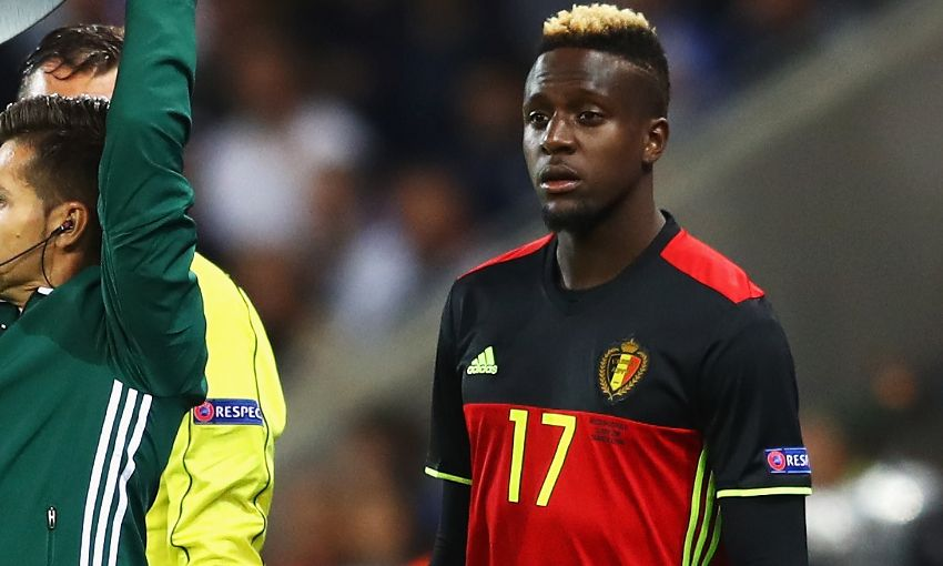 Origi comes off the bench as Belgium lose 2-0 to Italy in Lyon