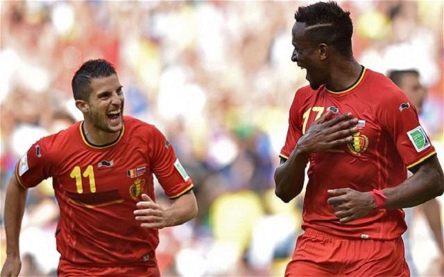 Origi plays down Belgium's favourites tag vs Hungary