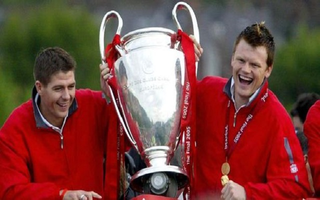 Riise gets a commemorative Istanbul tattoo – but makes a cringe-worthy mistake