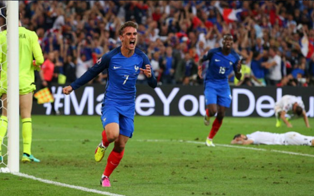 Griezmann 'will have conversation' with LFC after Champions League qualification