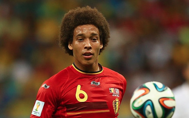 Journalist offers Witsel update; no Liverpool bid but Belgian could end up on Merseyside
