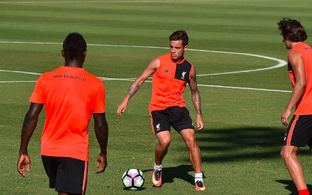 Coutinho loves Sadio Mane: 'If anything, he's too fast'