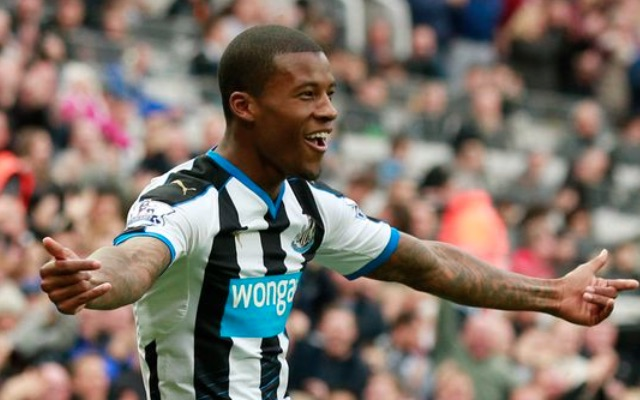 Done deal: Liverpool sign Georginio Wijnaldum for £25 million