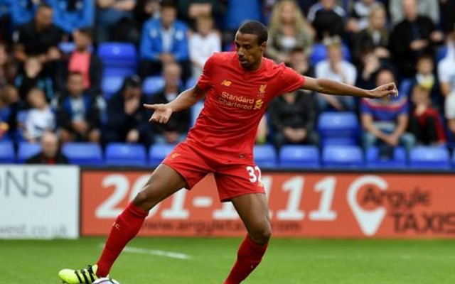 Joel Matip and Marko Grujic will both feature in this weekend's double-header