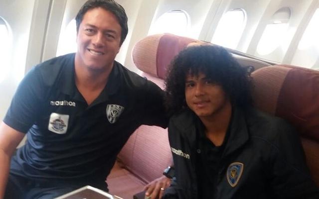 Liverpool take Ecuadorian centre-back on trial