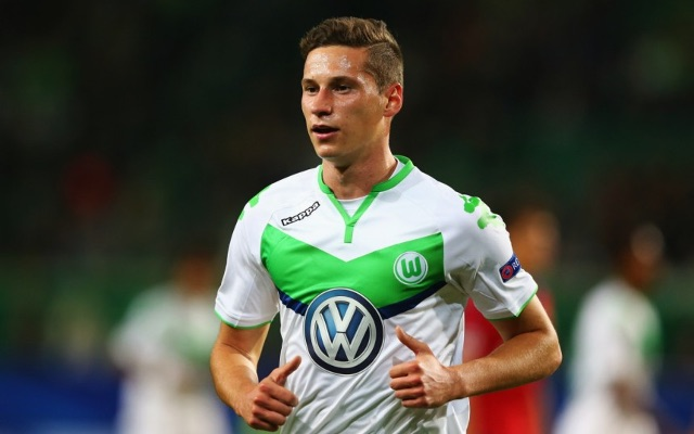 Joyce explains exactly what happened with Liverpool & Draxler