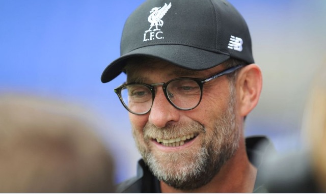 Klopp pays tribute to the man who helped him become a world class manager