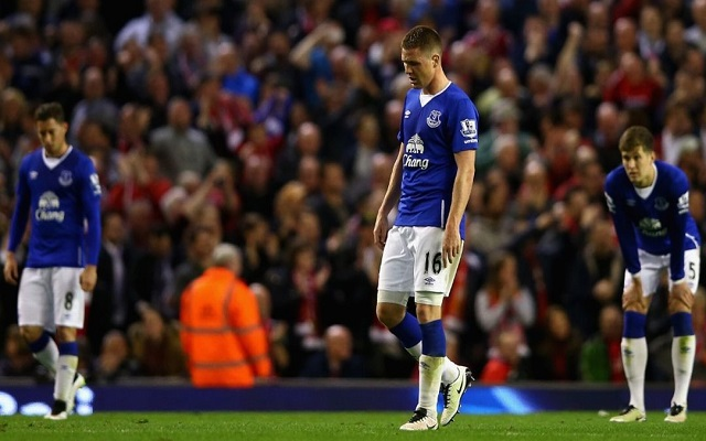 You're just jealous…! 50% more Everton fans hate Liverpool than vice versa