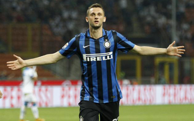 Liverpool contact Brozovic's agent over potential £52million deal – report