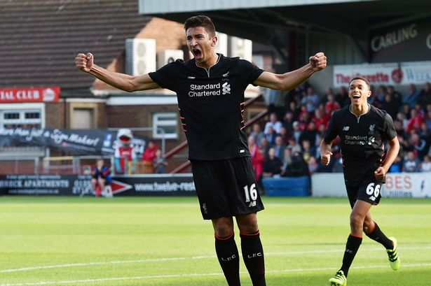 Fans full of praise for stunning performance by the young Reds as Liverpool beat Fleetwood