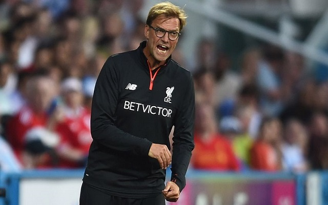 Klopp offers some eye-opening thoughts on Liverpool's season so far