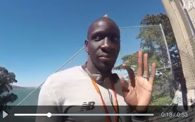 Video proof that Sakho does Klopp's head in…