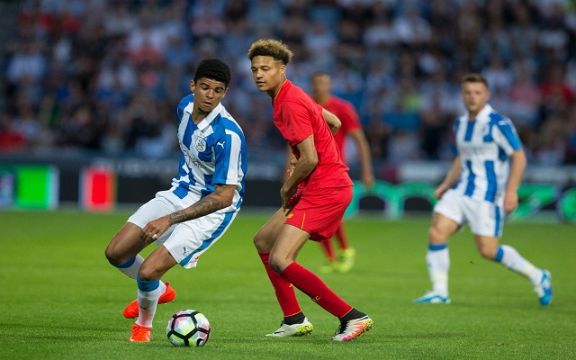 Shock as Klopp to start Shamal George as striker v Everton due to injury crisis
