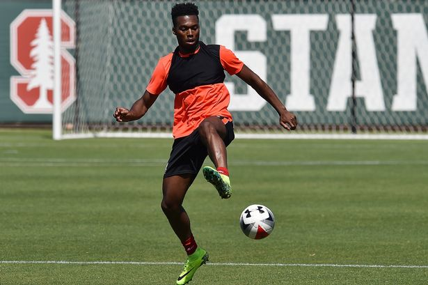 (Video) Sturridge shows class with world-class chip in LFC training