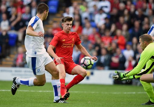 Liverpool make eleven half-time changes in Fleetwood friendly