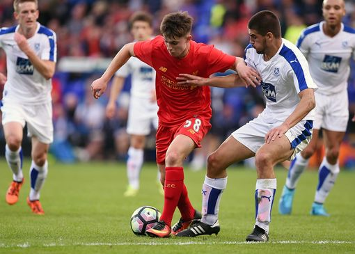 Academy director reveals the three youngsters who've really caught Klopp's eye
