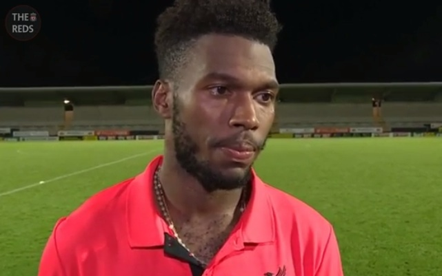 (Video) Sturridge grumpy about not starting despite bagging twice in superb Liverpool cameo