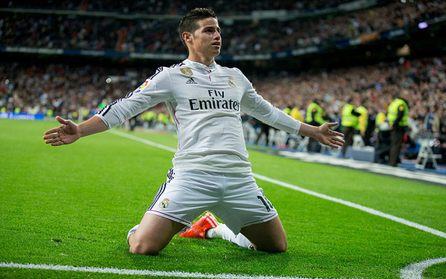 LFC's interest in James Rodriguez confirmed by famous Spanish journalist