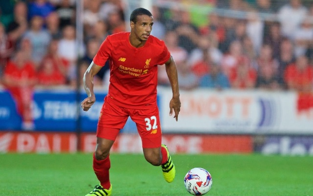 Liverpool fans, Klopp's provided some bad news on Joel Matip