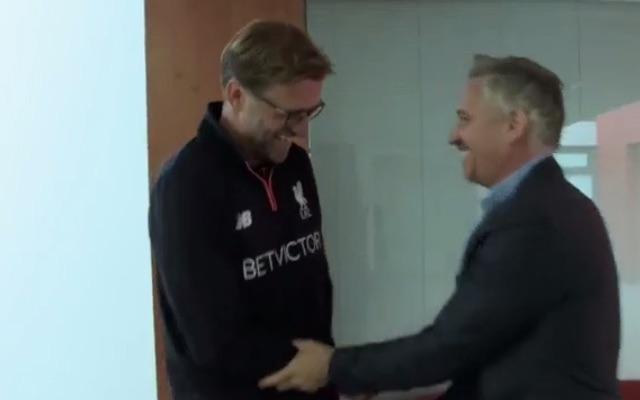 (Video) Watch Klopp's amazing 12 minute chat with Lineker; Brexit, ethos, why England fail, targets, religion & more!