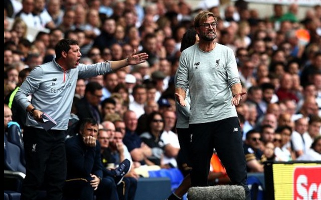 Bullish Klopp thinks offside decision 'not too cool'; not happy with 4 points; but finds positives