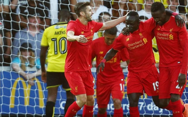 (Video) Adam Lallana spectacularly thumps Liverpool into a 3-1 lead