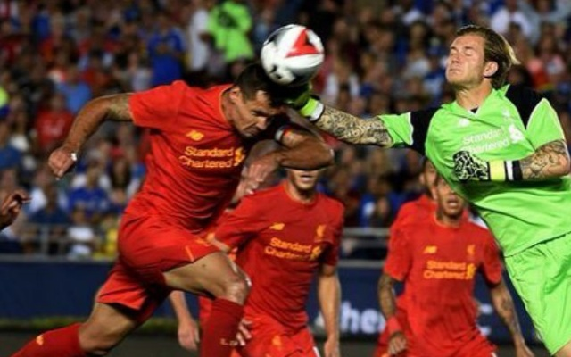 Loris Karius shows off wrist cast & provides hope for Liverpool fans