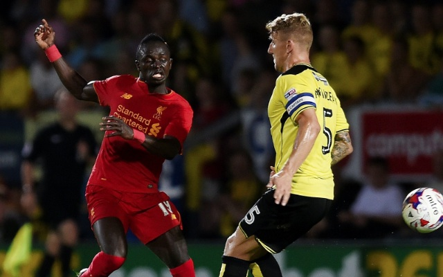 Fantastic news, Reds fans – Sadio Mane is 100% fit and ready for Liverpool v Leicester