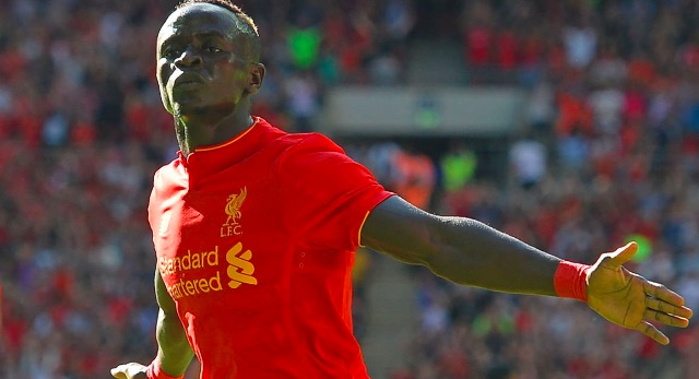 (Video) Sadio Mane's two 1st-half goals as brilliant winger proves he's world-class