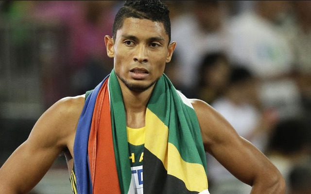 Olympic 400m world-record breaker is Liverpool fan; mocks Arsenal supporting brother