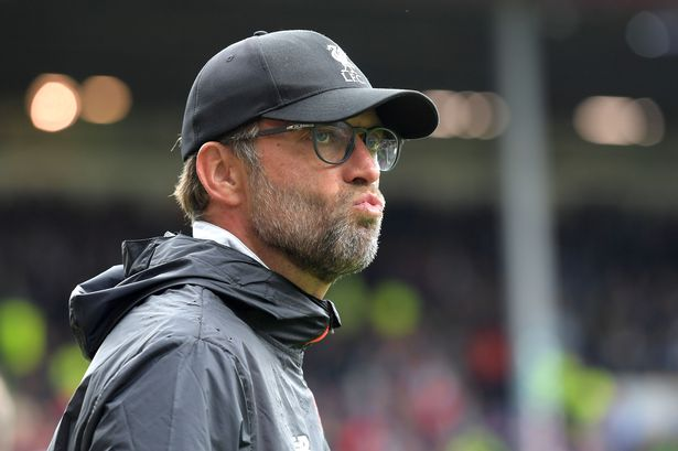 Klopp praises the players for opening their ears in the second half