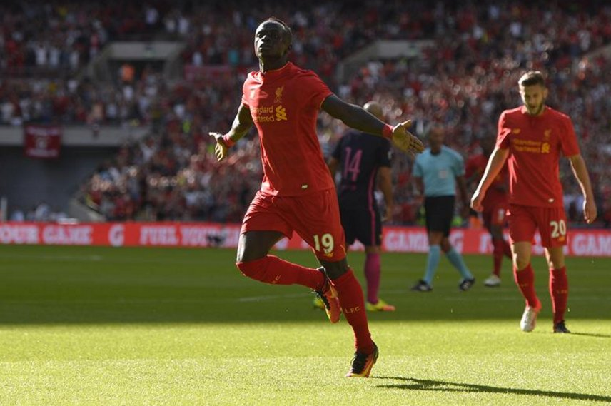 Sadio Mane scores first Liverpool goal – Reds lead against Barcelona