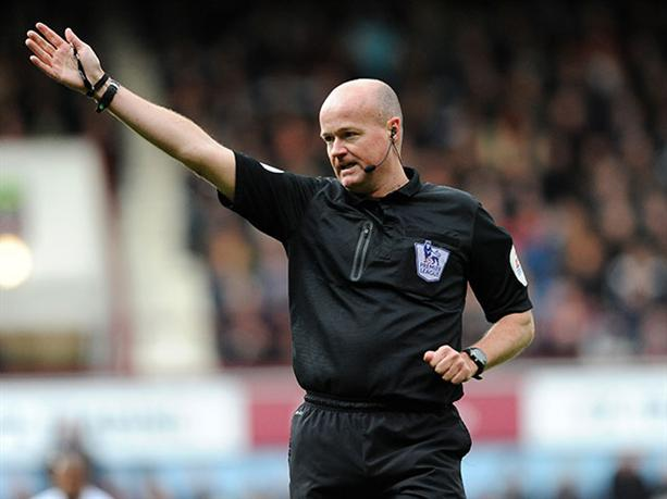 Lee Mason appointed referee for Burnley vs Liverpool clash