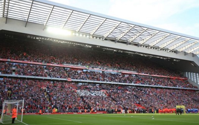 Ian Ayre reins in speculation over new Anfield Road stand