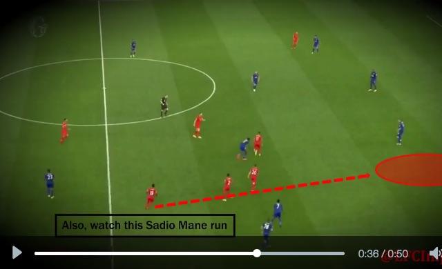 Brilliant video shows Liverpool setting perfect counter-press trap v Leicester
