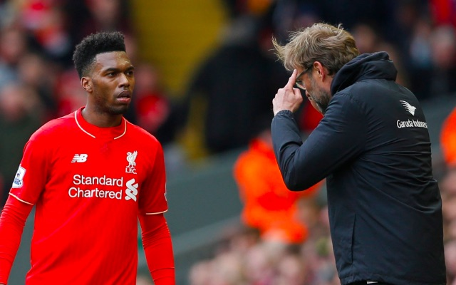 Klopp thinks Sturridge is now starting to adapt to his tactical demands; says it must continue