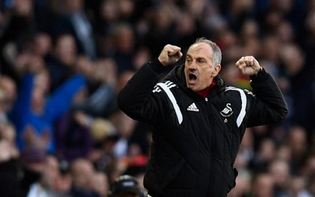 Swansea boss not impressed with Jurgen Klopp's appearance on MNF