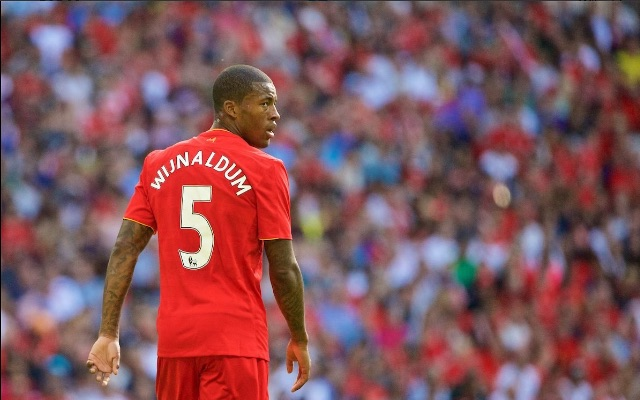 (Video) Wijnaldum's ridiculous pass for Liverpool goes viral