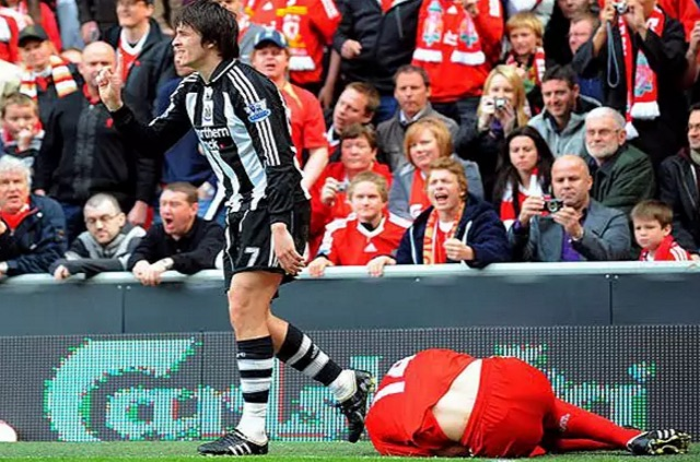 Joey Barton admits disgusting attack on Alonso because Benitez cancelled LFC deal & signed Xabi instead